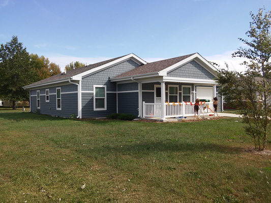 Housing Architect - MMLP - Springfield, IL