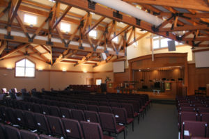 Chatham-Presbyterian-Church Architecture-MMLP-Interior