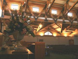 Chatham-Presbyterian-Church Architecture-MMLP-Rafters