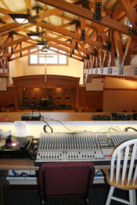 Chatham-Presbyterian-Church Architecture-MMLP-Soundboard