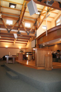 Chatham-Presbyterian-Church Architecture-MMLP-Stage